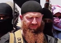 الارهابي عمر الشيشاني