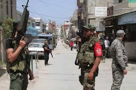 إنتشار للقوى الأمنية الفلسطينية المشتركة في عين الحلوة لضبط الوضع