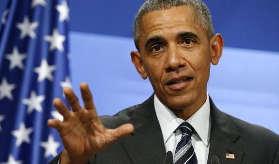 أوباما يدعو إلى وحدة أوروبا في مواجهة الأزمات