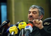 القائد العام لحرس الثورة الاسلامية اللواء محمد علي جعفري