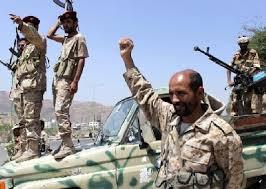 تدمير آلية عسكرية ومصرع طاقمها خلال صد قوات التحالف السعودي بمديرية عسيلان اليمنية