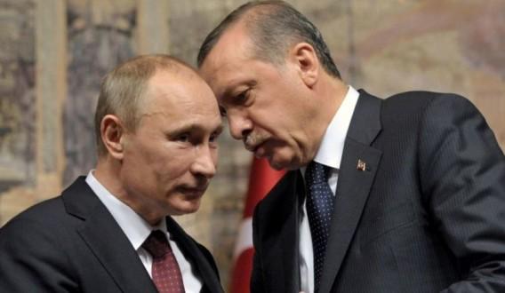 الرئاسة التركية تؤكد إعتذار أردوغان على إسقاط أنقرة المقاتلة الروسية