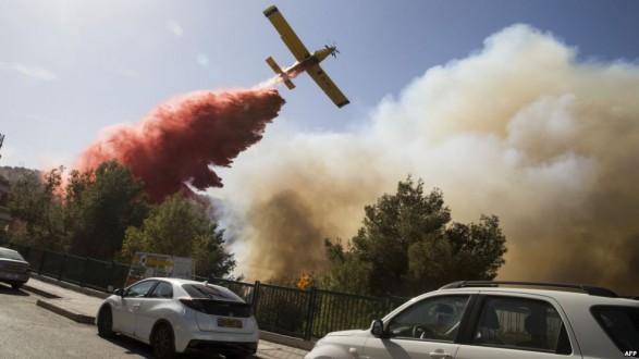حرائق إسرائيل مستمرة و إجلاء عشرات الآلاف من حيفا