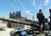 رويترز: الجيش السوري يسيطر على ثلثي القصير