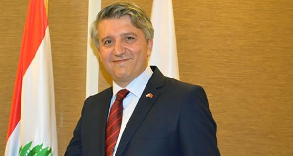 d5cb2cd69 السفير التركي: لبنان سيلعب مجددا دوره المحوري في المنطقة واستقراره من  استقرار تركيا