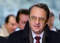 نائب وزير الخارجية الروسية لشؤون الشرق الأوسط وافريقيا ميخائيل بوغدانوف