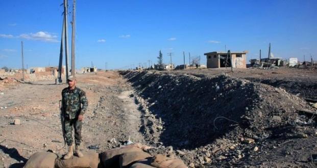 مراسل ملحق: الجيش السوري يتقدم بريف حلب الشرقي ويسيطر على بلدة شامر