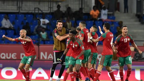 المغرب إلى ربع نهائي كأس أفريقيا بفوز تاريخي على ساحل العاج