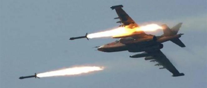 خاص- مقتل 8 عناصر من فتح الشام بغارات أميركية على سراقب