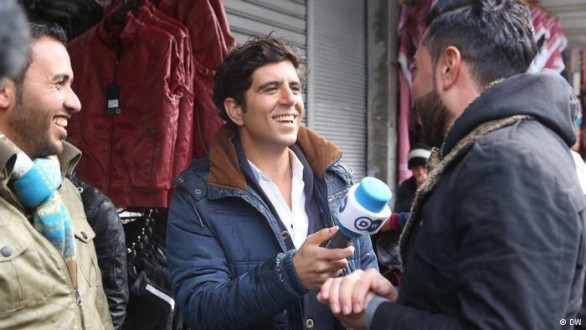 "480f481187f15 اللبناني جعفر عبد الكريم ""أفضل مراسل صحافي في ألمانيا لعام 2016 ..."