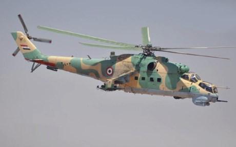 تحطم طائرة للجيش السوري في حلب