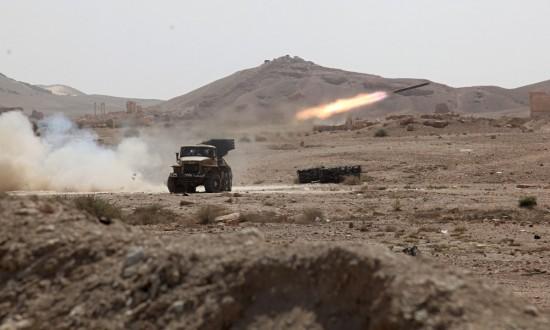 الجيش السوري يسيطر على تلال حاكمة شرقي مثلث تدمر الاستراتيجي