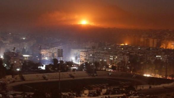 مراسل ملحق: تمهيد مدفعي و صاروخي في ريف حلب الجنوبي