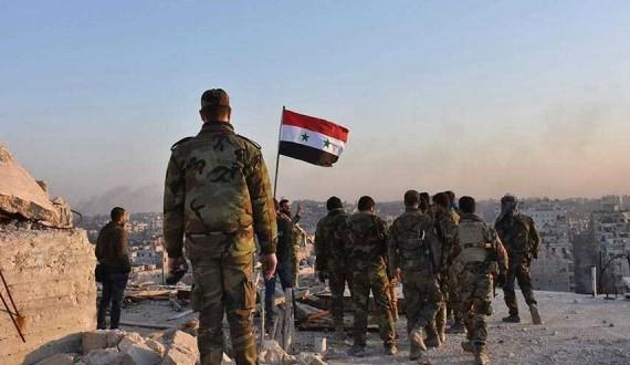 مراسل ملحق: الجيش السوري يدخل الحدود الإدارية لمدينة دوما معقل جيش الإسلام