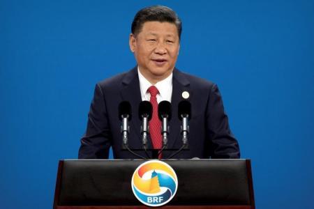 الصين تتعهد بتخصيص 124 مليار دولار لطريق الحرير الجديد