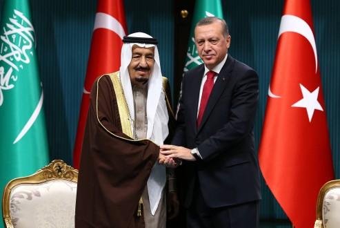 مباحثات سعودية تركية لتقوية العلاقات في القطاع المالي والمصرفي
