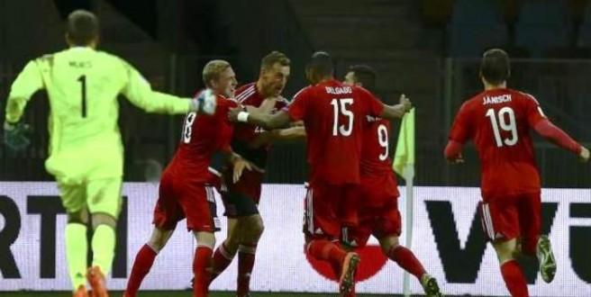 لوكسمبورغ ينتزع فوزًا صعبًا من ألبانيا