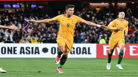 أستراليا تفوز على السعودية في تصفيات مونديال روسيا