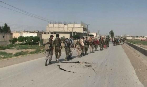 خاص-قوّات سوريا الديمقراطيّـة تسيطر على أجزاء من حي المشلب في مدينة الرقة
