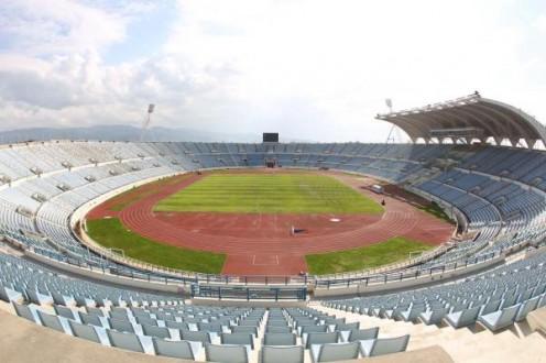 إطلاق الاكاديمية اللبنانية الالمانية لكرة القدم في مدينة كميل شمعون الرياضية