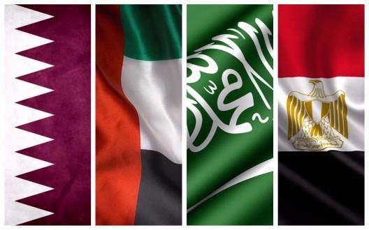 الدول الأربع تتجه إلى مزيد من التصعيد مع قطر