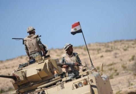 داعش يتبنّى الهجوم على الجيش المصري في سيناء