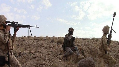 """e0fc8fe653140 حزب الله"""" بات على اطراف وادي حميد في جرود عرسال"""
