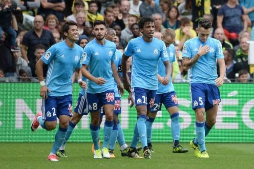 مرسيليا يحقق فوزه الثاني في الدوري الفرنسي