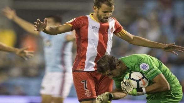 سيلتا فيغو يفشل في الفوز على جيرونا بالدوري الاسباني