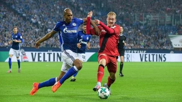 باير ليفركوزن يجبر شالكه على اقتسام النقاط في الدوري الألماني
