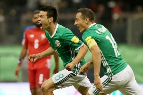 المكسيك تتأهل إلى نهائيات كأس العالم