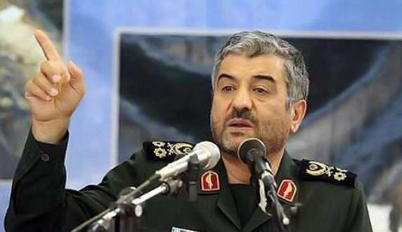 قائد الحرس الثوري الايراني : سنعتبر الجيش الاميركي مساويا لداعش اذا صنفنا منظمة ارهابية