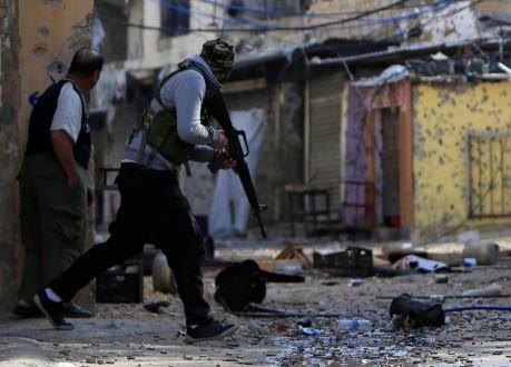 هل أنشَأت داعش غرفــة عمليات في عين الحلوة؟