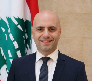 a256ed58ff004 حاصباني في استقبال فؤاد مقصود  لبنان مصدر أساسي للابداع