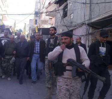 67930beed أبو عرب تفقد حي الطيري: أولويتنا تأمين الأمن والأمان في عين الحلوة ...