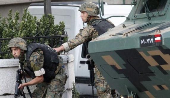 aa21e56a0 الجيش: مداهمة في الصفير وتحرير مواطن اختطفه 3 مجهولين من بلدته تولين ...