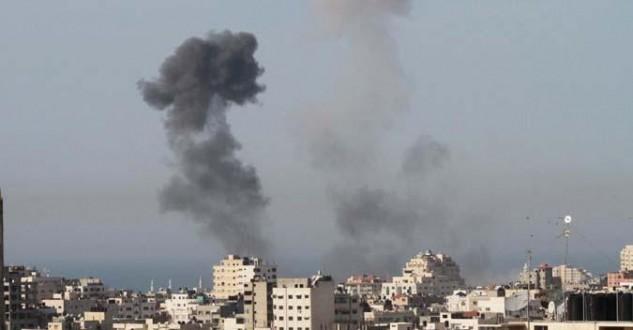 ecb588fb1 القوات الجوية الإسرائيلية تقصف معسكر تدريب لحركة حماس في قطاع غزة ...