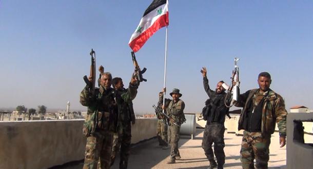 ملحق – الجيش السوري يبسط سيطرته على عدد من بلدات ريف إدلب