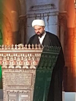 a656a5ea8780d أحمد قبلان في مؤتمر الأزهر  لا جنة لمن ضيع القدس وفلسطين