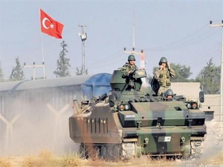 """0dcb22a61787e مقتل جندي تركي خلال عمليته العسكرية """"غصن الزيتون"""" في عفرين"""