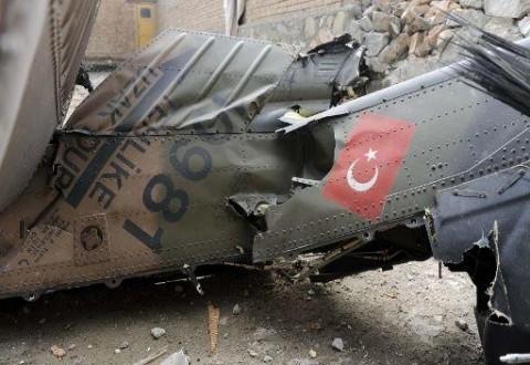 5713eb3de مقتل 3 عسكريين اثر سقوط طائرة تركية ولاية اسبارطة | Mulhak - ملحق ...