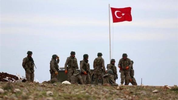 مراسل ملحق – الجيش التركي يسيطر على قريتين شـمال غـرب عفرين