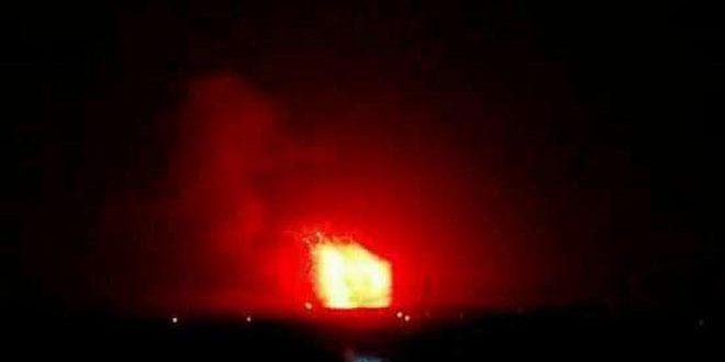 مصادر ملحق – إستشهاد 12 شخصا وإصابة 30 آخرين في القصف الصاروخي على ريف حماه الجنوبي