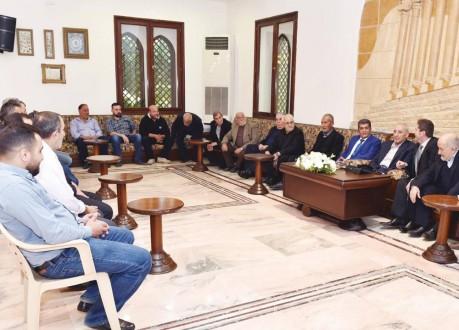 المنطقة في حالة حرب.. وبرِّي: صيغــة القانون خطرٌ على لبنان