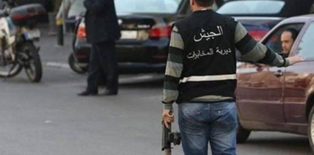c63078c9e مراسل ملحق: إلقاء القبض على أحد أخطر المطلوبين في الهرمل | Mulhak ...