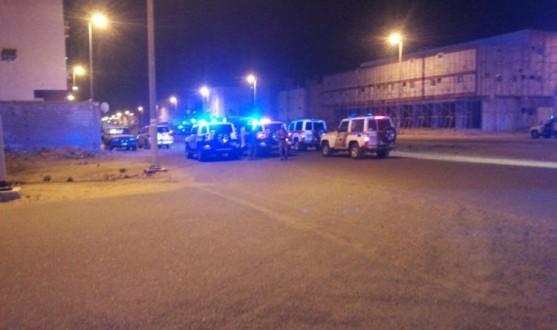 45e44b4edddc6 مقتل شخص وتبادل إطلاق النار بمدينة الطائف السعودية