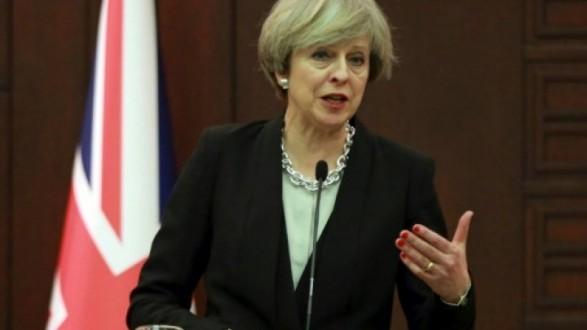 لندن تدين هجمات إيران على إسرائيل