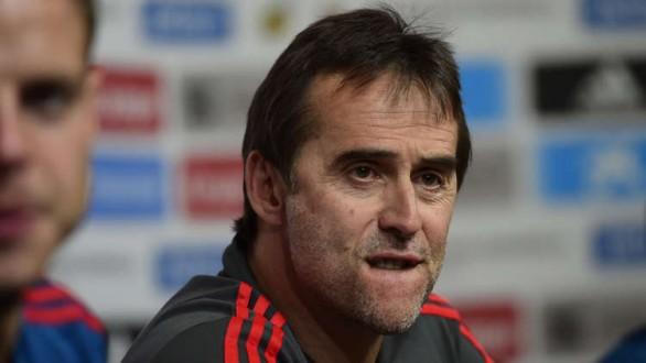 الاتحاد الإسباني يعلن إقالة لوبيتيغي من تدريب المنتخب لتعاقده مع ريال مدريد