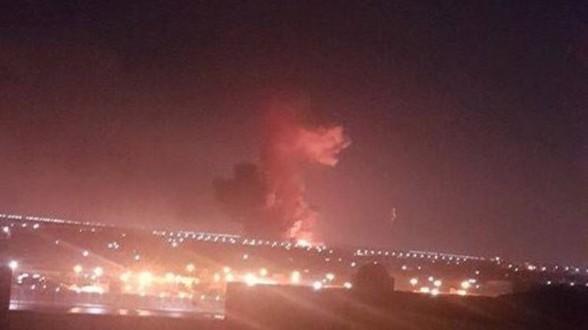 63cefa13f إنفجار خزاني وقود قرب مطار القاهرة | Mulhak - ملحق أخبار لبنان ...