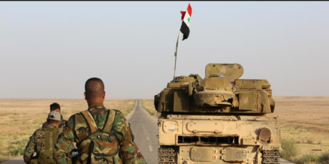 e897d44d2 مصادر ملحق: الجيش السوري والجيش الحر يهاجمان داعش في وقت واحد ...